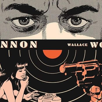 Wally Woods Cannon Reprinted by Fantagraphics March 2018 Solicits
