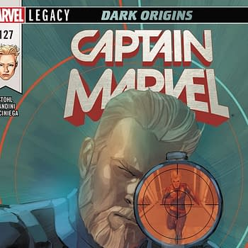 Captain Marvel #127 Review: It Has a Carrot Groot in it