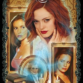 Read Charmed #1 Part of the Dynamite/Comixology 50% off Sale