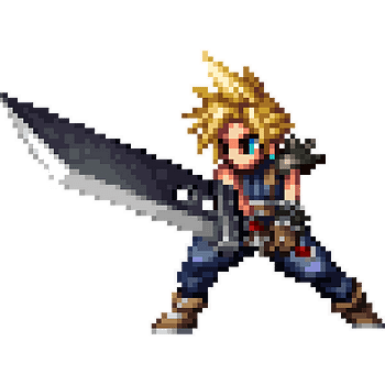 Cloud Finally Added To The Final Fantasy Brave Exvius Roster