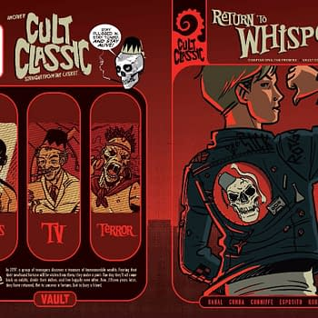 Vault Renames Return of the Graveyard Gang to Return to Whisper in Deference to Webcomic