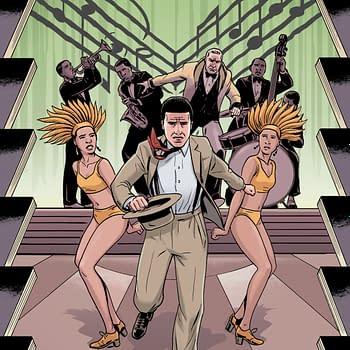[EXCLUSIVE] Warren Pleece Cover for Incognegro: Renaissance #2
