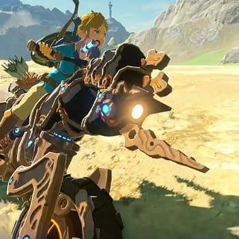 Zelda BotW DLC Expansion The Champions Ballad Live NOW
