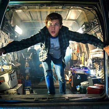 4 New Images Surface For Ready Player One Ahead of New Trailer