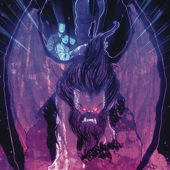 Dark Ark #4 Review: Look out for the Manticore