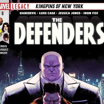 Defenders #8 Review: The War of Kingpins