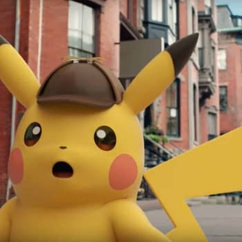 Detective Pikachu gives us Old-Man Pikachu for the Sake of Variety
