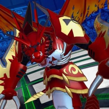 The Latest Digimon Story Game Gets An Extended Trailer