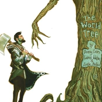 Doctor Strange #383 Review: Taking from the World Tree