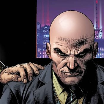 Doomsday Clock #2 Review: The Two World Meet