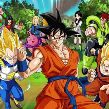 Dragonball Z is Getting a Shoe Line From Adidas in 2018