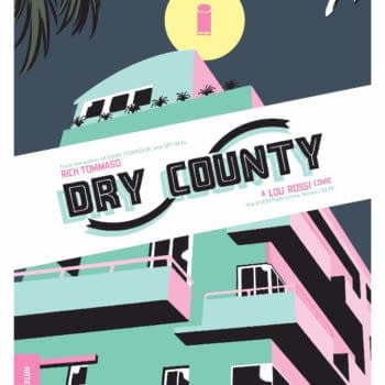 Rich Tommaso Launches Crime Comic Dry County at Image in March, New Spy Seal in Fall