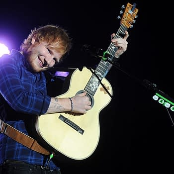 Ed Sheeran Has a James Bond Theme Song Ready Just in Case