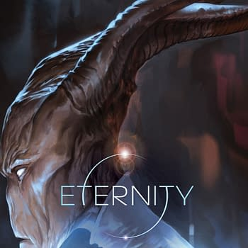 Eternity #2 Review: Intimidating but Becomes Engrossing