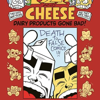 Evan Dorkins Complete Milk and Cheese Comes to Paperback at Dark Horse in 2018