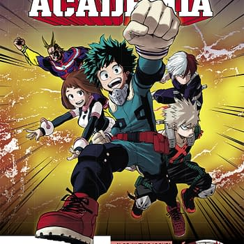My Hero Academia and RWBY FCBD Releases: VIZ Media March 2018 Solicits