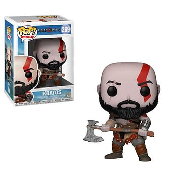 God of War Funko Pops Hitting Stores Next Year