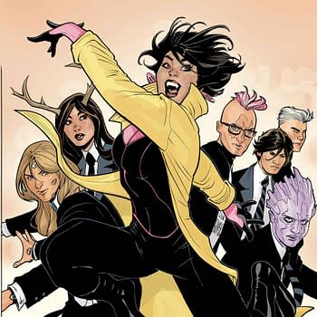 Generation X Cancelled with Februarys #87 at the End of Current Story Arc