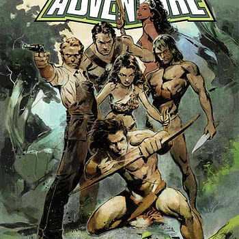 Read The Greatest Adventure #1 Part of the Dynamite/Comixology 50% Off Sale