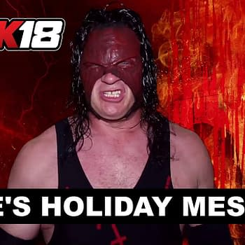 In Holiday Message Mayoral Candidate Glenn Jacobs Demands Constituents Buy WWE Video Game
