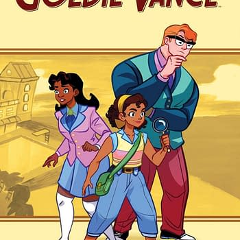 A Darn Good Detective Goldie Vance Vol. 1 2 and 3 Review