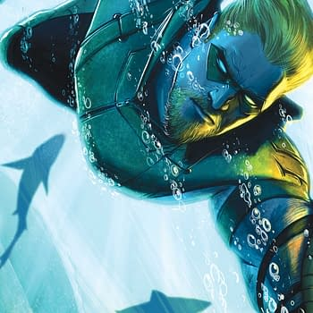 Green Arrow #35 Review: Deep Green Sea