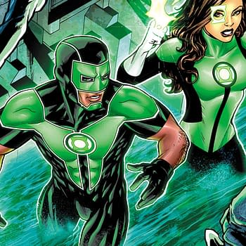 Green Lanterns #37 Review: Great Story with Mismatched Art