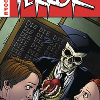 Grimm Fairy Tales' Tales of Terror and Dance of the Dead: Zenescope March 2018 Solicits