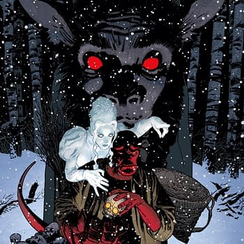 Hellboy Krampusnacht Review: Quiet Innocuous and Gorgeous