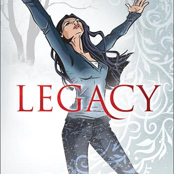 Dark Horse Brings House of Night: Legacy Back to Print in 2018 with New Joëlle Jones Cover