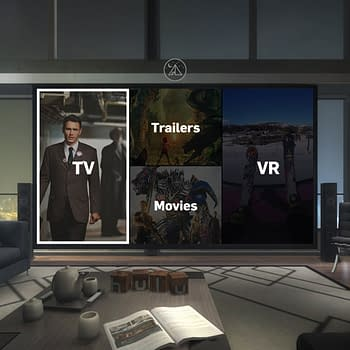 Hulu VR Review: This Might Just Be the Best Way to Watch TV