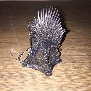 Winter Is Here: Game of Thrones Ornaments from ThinkGeek