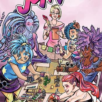 Jem and the Holograms: Dimensions #1 Review: Roll for Initiative