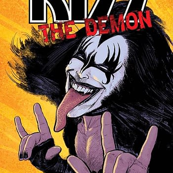 Read KISS: The Demon #1 Part of the Dynamite/Comixology 50% off Sale