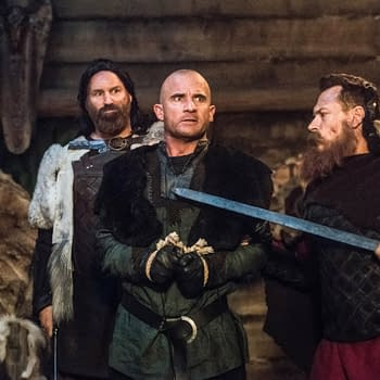 Legends of Tomorrow Season 3: Vikings Will Follow Just About Anyone