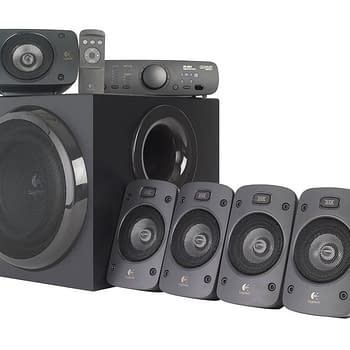 Can You Hear Me Fighting We Review The Logitech Z906 Speaker System