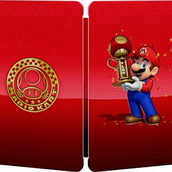 Nintendo Offering A Mario Kart 8 Deluxe Steelbook Through Best Buy