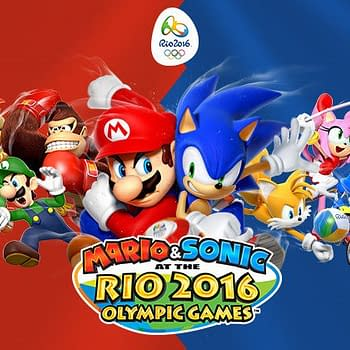 Nintendo Is Removing Mario &#038 Sonic At The Rio 2016 Olympic Games