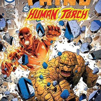 Tom Brevoort on Marvel Two-in-One: This Is Really a Fantastic Four Book