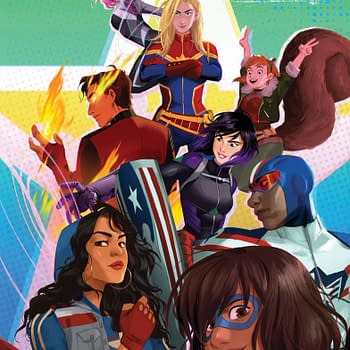 Marvel Is Working on a Marvel Rising: Secret Warriors Animated Feature