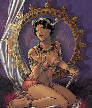 Dark Horse Releases Trailer for Mata Hari #1 By Emma Beeby and Ariela Kristantina