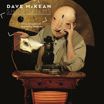 Dark Horse Gets into the Movie Business with Dave McKean: Short Films Hardcover and Blu-ray
