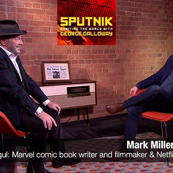 Mark Millar Says WB Wants a Superman: Red Son Director Vladimir Putin Could Finance It