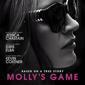 Mollys Game Review: Jessica Chastain Commands Your Attention