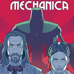 Monstro Mechanica #1 Review: Da Vinci Is Kind of a Jerk
