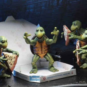 TMNT Baby Figures Are on Their Way from NECA