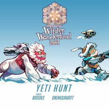 Overwatch Has A New Winter Comic Thats All Kinds Of Cute
