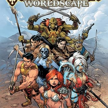 Read Pathfinder Worldscape #1 Part of the Dynamite/Comixology 50% off Sale
