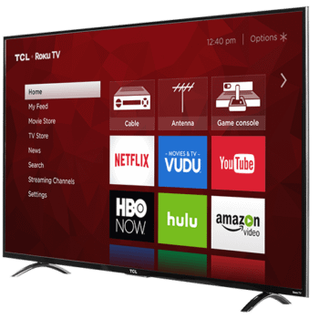"""Finding Our Best Gaming TV: We Review The TCL 55"""" Roku TV"""