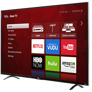 Finding Our Best Gaming TV: We Review The TCL 55 Roku TV
